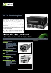 DataSheet-IBF-DC-AC-INV-LV&