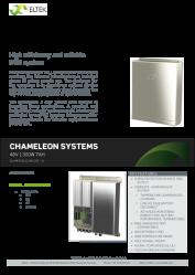 Datasheet Chameleon V Sys