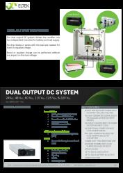 Datasheet-Dual-Output-Conne