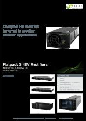 Datasheet Flatpack S V Re