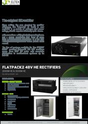 Datasheet Flatpack V HE
