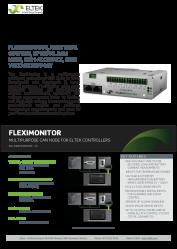Datasheet-Fleximonitor