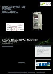 Datasheet Inverter VDC