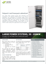 Datasheet-Large-Power-Syste
