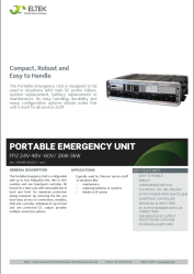 Datasheet-Portable-Emergenc