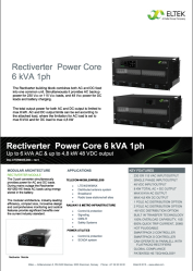 Datasheet-Rectiverter