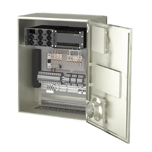 Flatpack S Marine System 8kW 24VDC Wallmount