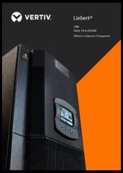 CRV front brochure