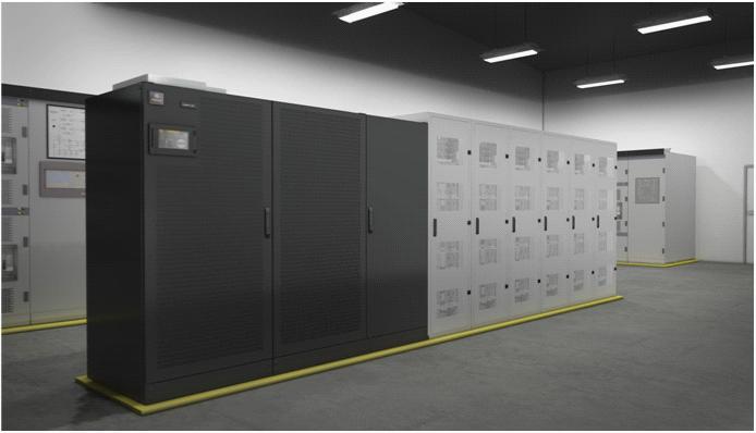 H ανάπτυξη των συσσωρευτών Lithium-Ion στα Data Centers